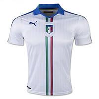 Футбольная форма Сборной Италии  ЕВРО 2016 Выездная