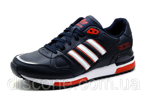 Кроссовки Adidas ZX750, мужские, темно-синие