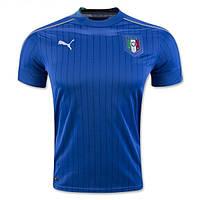 Футбольная форма Сборной Италии ЕВРО 2016 домашняя