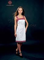 Женское вышитое платье 1006