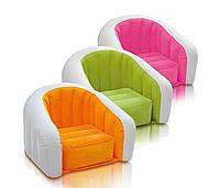Надувное кресло Intex 68571 Cafe Club Chair (97x76x69 см.), фото 1