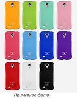 TPU чехол Mercury Jelly Color series для HTC One / M9             Черный