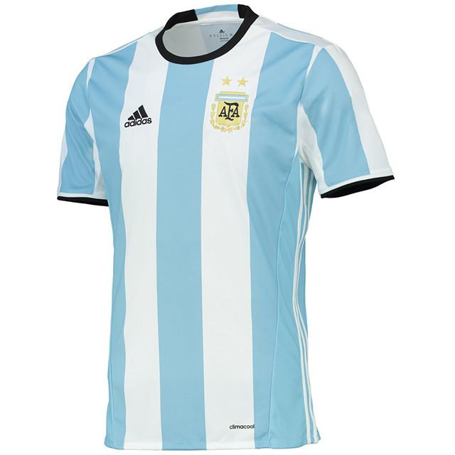2bd2f7a43a6b Футбольная форма Сборной Аргентины ЕВРО 2016 Домашняя  продажа, цена ...