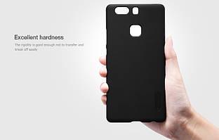 Чехол Nillkin Matte для Huawei P9 Plus (+ пленка)             Черный