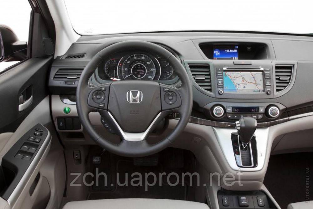 Салон Honda CR-V