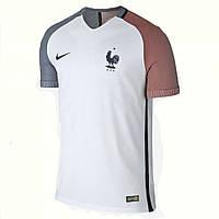 Футбольная форма Сборной Франции ЕВРО 2016 Выездная