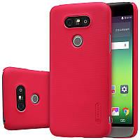 Чехол Nillkin Matte для LG H860 G5 / H845 G5se (+ пленка)             Красный