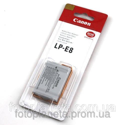 Аккумулятор LP-E8