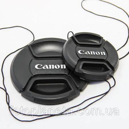 Крышка защитная для объектива Кенон