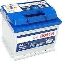 Автомобильный аккумулятор Bosch 6CT-44 S4 Silver (S4001)