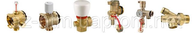 Коллекторы и комплектующие систем отопления Giacomini