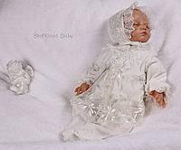 Платье для новорожденного