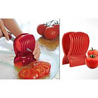 Держатель для нарезки овощей, томатов, яиц Perfectly Slice Tomatoes