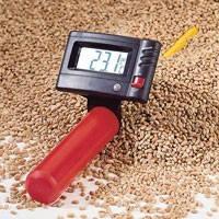 Термощуп для измерения температуры зерна