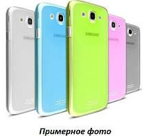 Пластиковая накладка IMAK 0,7 mm Color series для Samsung i9500 Galaxy S4             Лайм