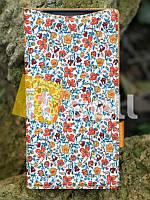 Чехол AVOC Liberty Diary для Sony Xperia Z2 (L50)             Orange / H Meadow