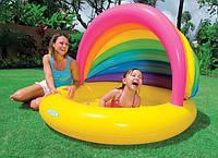 Детский надувной бассейн Intex 57420 (155х135х104 см), фото 1