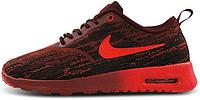 Женские кроссовки Nike Air Max Thea (найк аир макс) красные