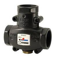 Трехходовой клапан ESBE VTC511 DN25 55°C, фото 1
