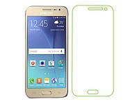 Защитное стекло Global TG для Samsung Galaxy J2 duos J200 (1283126471209)