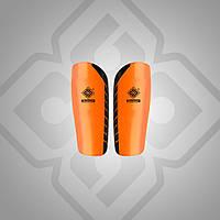 Щитки футбольные BestTeam SD-24031 оранжевые