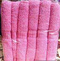 Полотенца для гостиниц.Банные полотенца Розовые