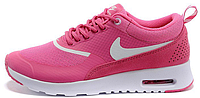 Женские кроссовки Nike Air Max Thea (найк аир макс) розовые