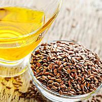 Натуральное косметическое масло Flaxseed из семени льна