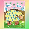 Глорія Чарівна мозаїка з наліпками Равлик, фото 4