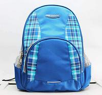 Ранец школьный ортопедический для мальчика Dr.Kong Z182 синий