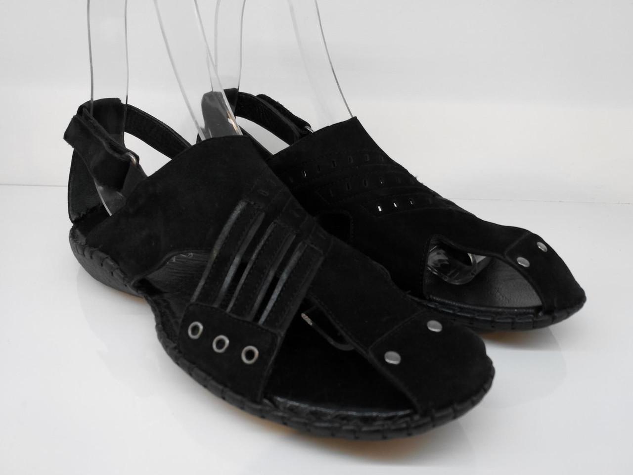 Сандалии Etor 656-3910 41 черные