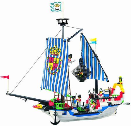 Брик 305 Пираты 310 дет 9+ Enlighten, фото 2
