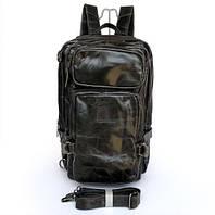 Мужская сумка трансформр (рюкзак) 7039I