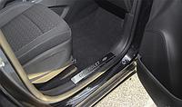 Накладки на внутренние пороги Chevrolet Tracker 2013-