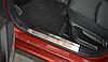 Накладки на внутренние пороги Mazda 3 III 4D 2013-