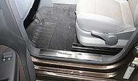 Накладки на внутренние пороги Volkswagen Caddy III/IV Touran II 2004-