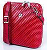 Превосходная женская кожаная сумка-клатч KARYA (КАРИЯ) SHI559-1 (красный)