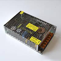 Блок питания 220/12V   12,5A, 150Вт (200*100*38мм), для светодиодных лент и светильников