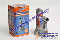 Домкрат гидравлический бутылочный Miol 2т. 181-345мм арт.80-010