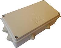 Коробки монтажные для наружной (открытой) установки 200х100х70мм P6 IP54 с 8-мью гермовводами (кратно 10шт)