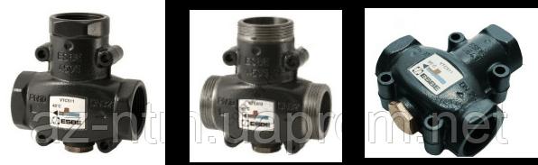 Трехходовой термосмесительный клапан ESBE