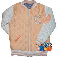 """Детская стеганная куртка  """"C Orijinal"""" , для девочки от 5-8 лет"""