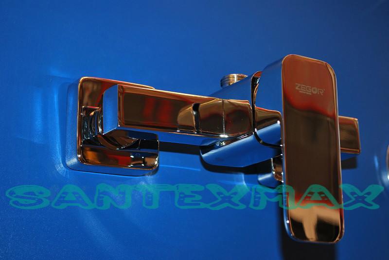 Настенный смеситель для душа из Китая Zegor Z65-LEB5-A123