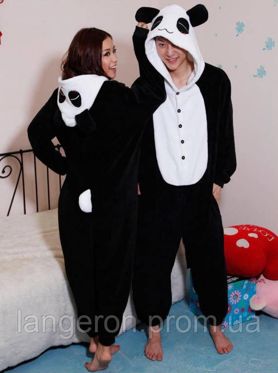 Пижама кигуруми kigurumi костюм Панда XL 170-180  продажа dc42025057621