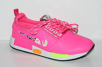 Кроссовки оптом для подростков. Спортивная обувь для девочек от фирмы Fieerinni C378-5 (32-37)