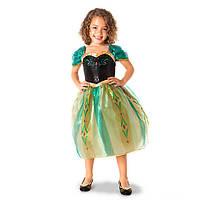 """Платье Анны для коронации """"Холодное Сердце"""" Frozen, Disney, фото 1"""