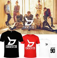 Футболка Block B К-поп стиль К-поп48-Я, фото 1