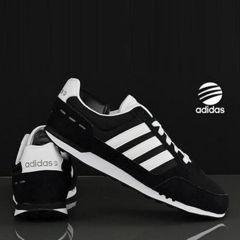 78778166 Мужские кроссовки Adidas NEO City Racer - football-sale.com.ua в Киеве
