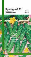 Семена огурца Бригадный  F1 (любительская упаковка)20 шт.