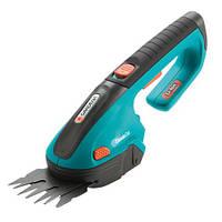 Аккумуляторные ножницы для газонов и кустов Gardena ClassicCut (08887-20.000.00)